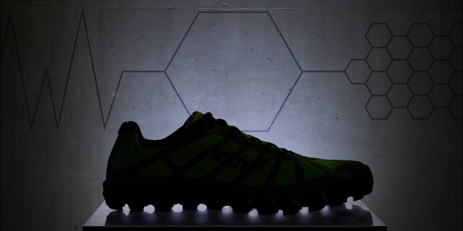 Pierwsze na świecie buty z grafenem