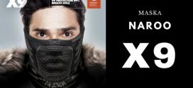 NAROO Maska treningowa X9