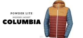 COLUMBIA Kurtka ocieplana POWDER LITE HOODED