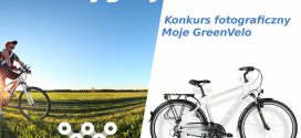 """Konkurs fotograficzny """"Moje Greenvelo"""" – rower do wygrania!"""