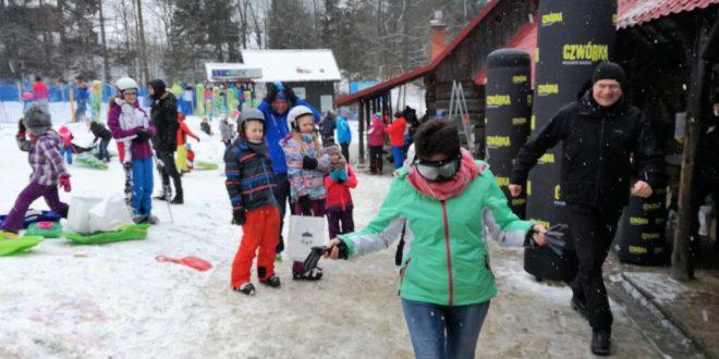 Pierwsze spotkanie w ramach Bezpiecznej Zimy w Dwóch Dolinach już za nami!