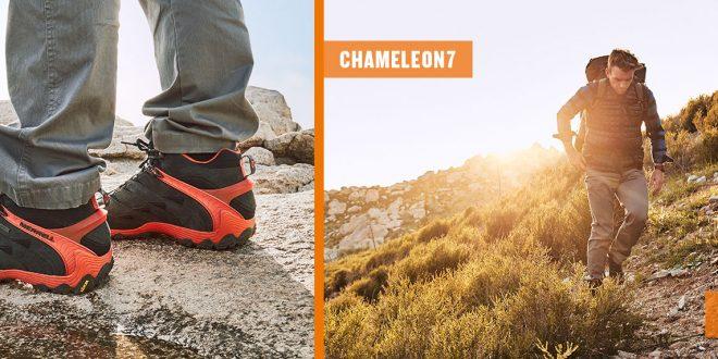 Nowa kolekcja butów Merrell na sezon wiosna–lato 2018