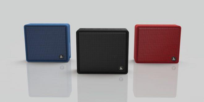 Kieszonkowy głośnik Bluetooth na wiosenne przesilenie
