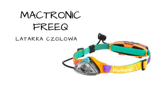 MACTRONIC Czołówka FREEQ