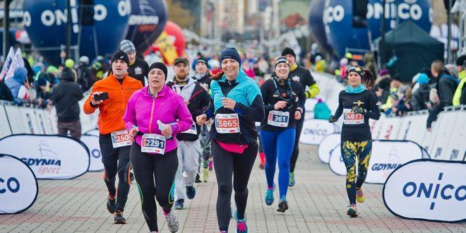Marka, która bieganie ma we krwi. Saucony sponsorem technicznym ONICO Gdynia Półmaratonu