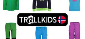 Trollkids – ubrania dla aktywnych dzieci!