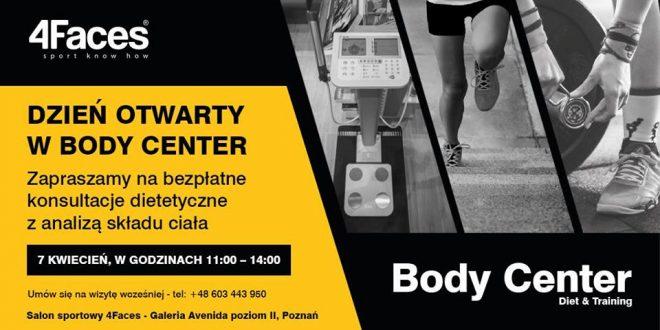 4Faces i ASICS zapraszają na Dzień Otwarty w Body Center