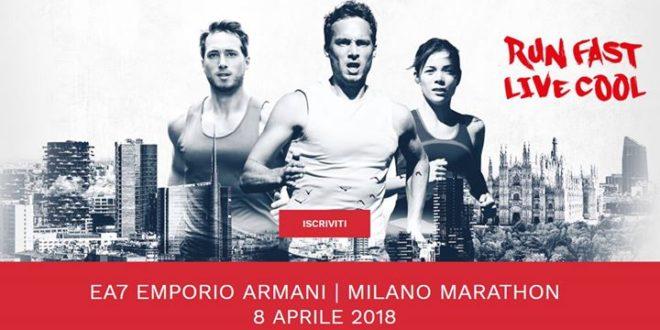 EA7 Milano Marathon 2018 – relacja