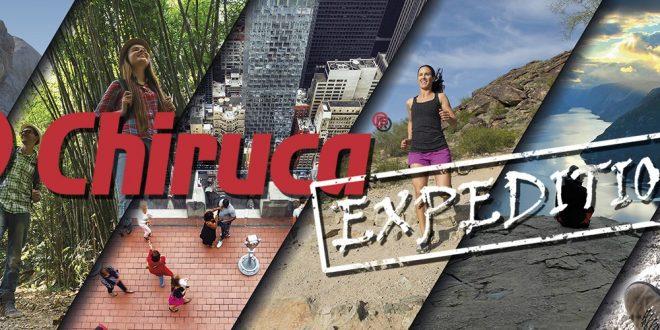 Ruszaj w drogę z Chiruca EXPEDITION!