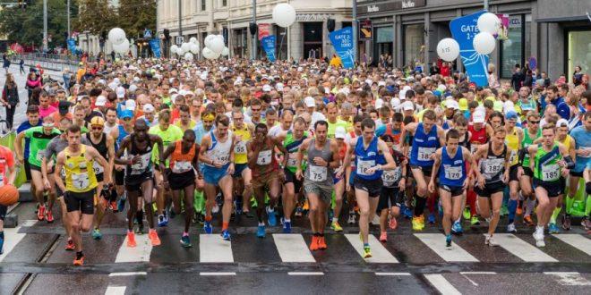 Jedź z nami na Tallinna Maraton 2018 (Estonia)