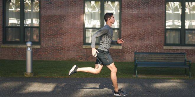 Buty do biegania inspirowane jeansem