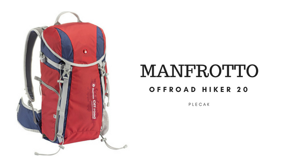 MANFROTTO Plecak OFFROAD HIKER 20