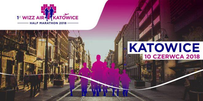 1st Wizz Air Half Marathon Katowice 2018 – relacja