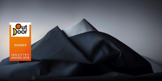"""Bergshell – nowy materiał Fjällräven z nagrodą OutDoor Award 2018 w kategorii """"Materiał Innowacyjny"""""""