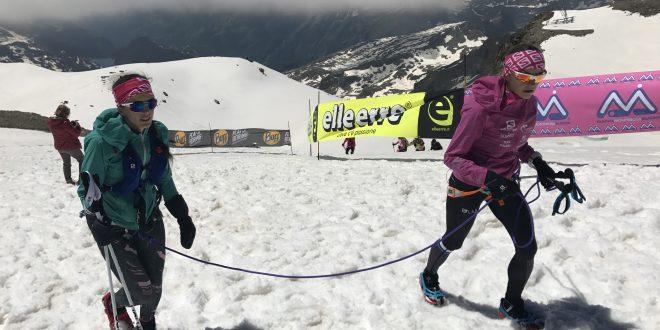Monte Rosa Skymarathon – niesamowity bieg Emelie i Kiliana. Natalia Tomasiak z dużym niedosytem.