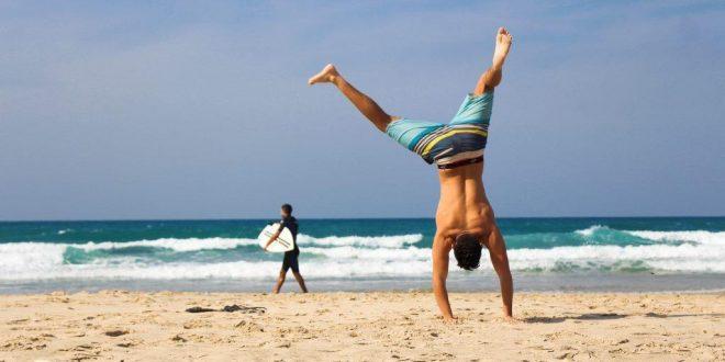 Aktywnie na piknik i na plaży