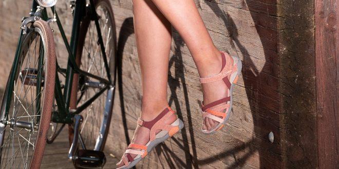 Eksplozja kolorów w kolekcji damskich sandałów Chiruca