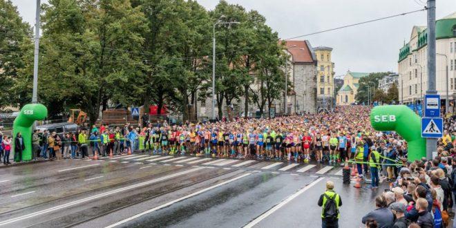 Tallinna Maraton – poznaj trasy tegorocznej edycji!