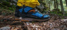AKU prezentuje Tengu Lite GTX –  nowoczesny but górski z innowacyjnym systemem Elica