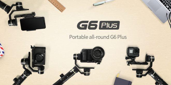FeiyuTech prezentuje G6 Plus