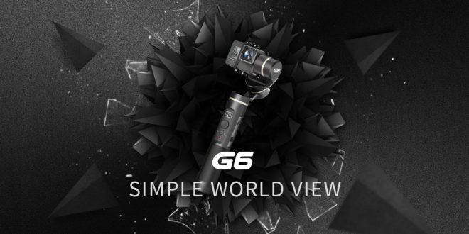 Sześć ujęć z nowym G6
