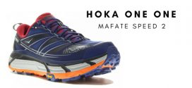 HOKA ONE ONE Buty trailowe MAFATE SPEED 2
