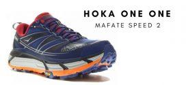 HOKA ONE ONE Buty trailowe MAFATE SPEED 2