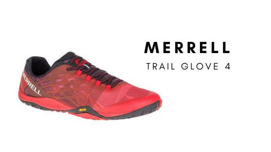 MERRELL Buty TRAIL GLOVE 4