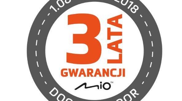 Trzeci rok gwarancji od Mio