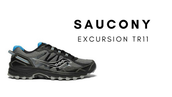 SAUCONY Buty trailowe EXCURSION TR11