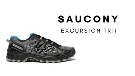 SAUCONY Buty trailowe EXCURSION TR11
