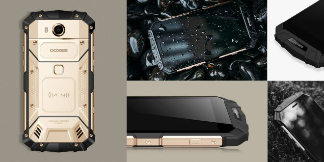 Doogee S50 – pancerny smartfon dostępny w Polsce