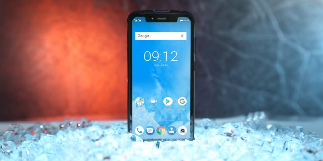 Ulefone Armor 5 – pierwszy na świecie pancerny smartfon z notchem
