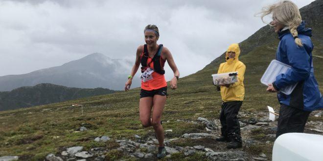Natalia Tomasiak drugą zawodniczką Stranda Fjord Trai Race!