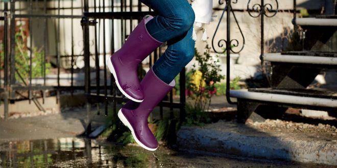 Pół kalosz, pół sneaker. Jessie – kanadyjski patent na deszczową pogodę i przykład proekologicznej myśli produkcyjnej