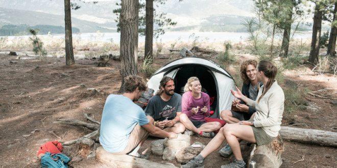 Kemping, czyli aktywne wakacje na łonie natury