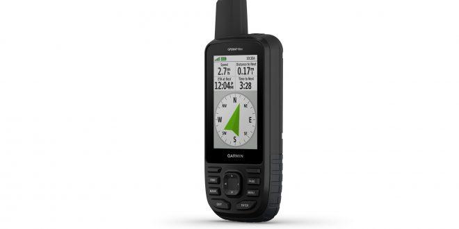 Wyznacz trasę kolejnej przygody z nowymi urządzeniami Garmin  GPSMAP 66s i 66st