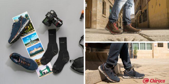 Nowe obuwie Chiruca z linii Travel z technologią Gore-Tex Surround
