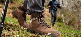 Nowe modele butów turystycznych Chiruca