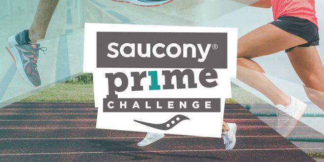 Nowa grupa biegowa Saucony PR1ME Challenge. Podejmij biegowe wyzwanie i pokonaj półmaraton
