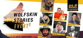 Wolfskin Stories Event II już 17 listopada w Warszawie!