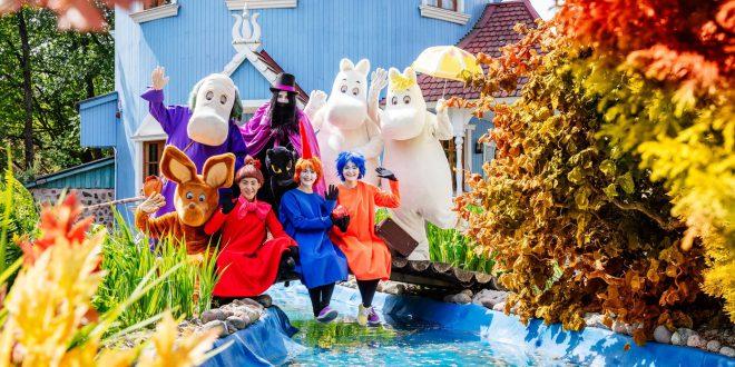 Muumimaailma – Moominworld czyli wizyta w parku Muminków (Finlandia)