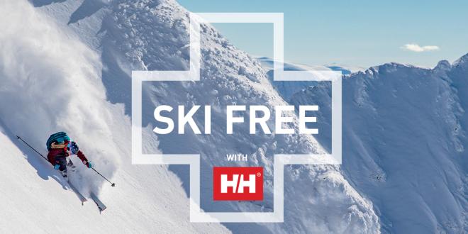 Ski Free – Helly Hansen zaprasza na narty!