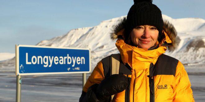 Jack Wolfskin z Martyną Wojciechowską, na arktycznym Krańcu Świata