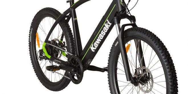 Markowy elektryczny rower Kawasaki o 2 tysiące złotych tańszy na Black Friday