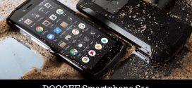 DOOGEE Pancerny smartphone S55