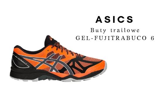 ASICS Buty trailowe GEL-FUJITRABUCO 6