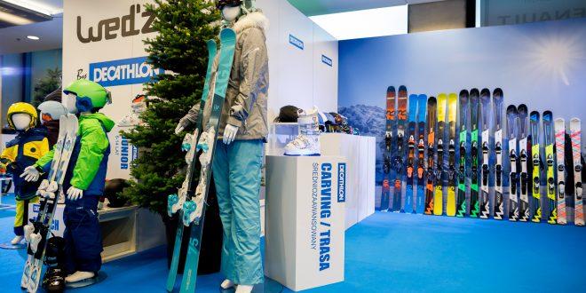 Różne rodzaje narciarstwa by Decathlon!