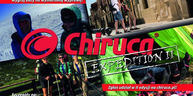 Rusza Chiruca EXPEDITION II – zgłoś swoją wyprawę!