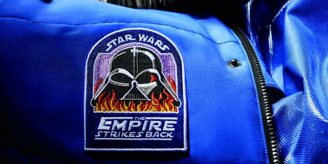 Columbia zagląda za kulisy i prezentuje kurtkę inspirowaną filmem  Gwiezdne Wojny: Imperium kontratakuje